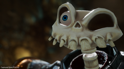 MediEvil Screenshot 1