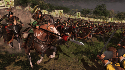 Total War: THREE KINGDOMS - Eight Princes Screenshot 1