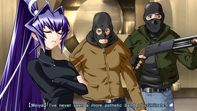 Muv-Luv photonflowers Screenshot 6