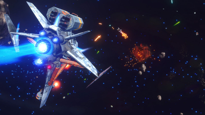 Rebel Galaxy Outlaw Screenshot 2