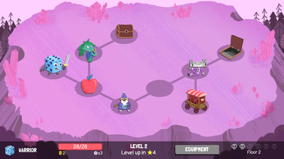 Dicey Dungeons Screenshot 2