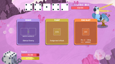 Dicey Dungeons Screenshot 5