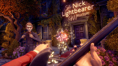 We Happy Few - Lightbearer DLC Screenshot 1