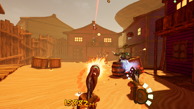 The Copper Canyon Shootout Screenshot 2