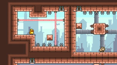 Gravity Duck Screenshot 1