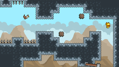 Gravity Duck Screenshot 2