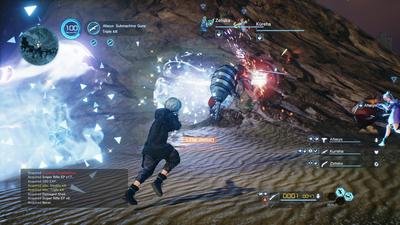 Sword Art Online: Fatal Bullet – Complete Edition Screenshot 7