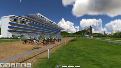 Starters Orders 7 Horse Racing Screenshot 1