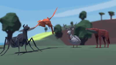 Animal Fight Club Screenshot 1