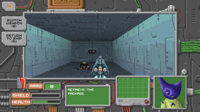 Hyperspace Delivery Service Screenshot 6