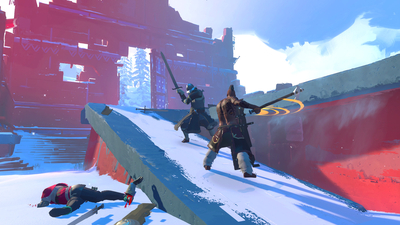 Boreal Blade Screenshot 1