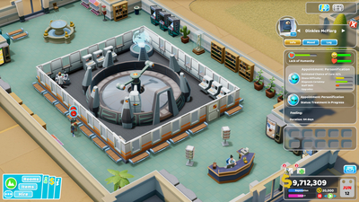 Two Point Hospital: Close Encounters Screenshot 5