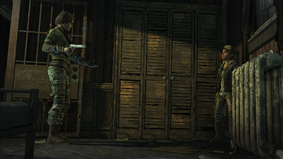 The Walking Dead: The Telltale Definitive Series Screenshot 5
