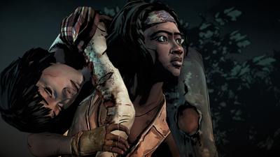 The Walking Dead: The Telltale Definitive Series Screenshot 4