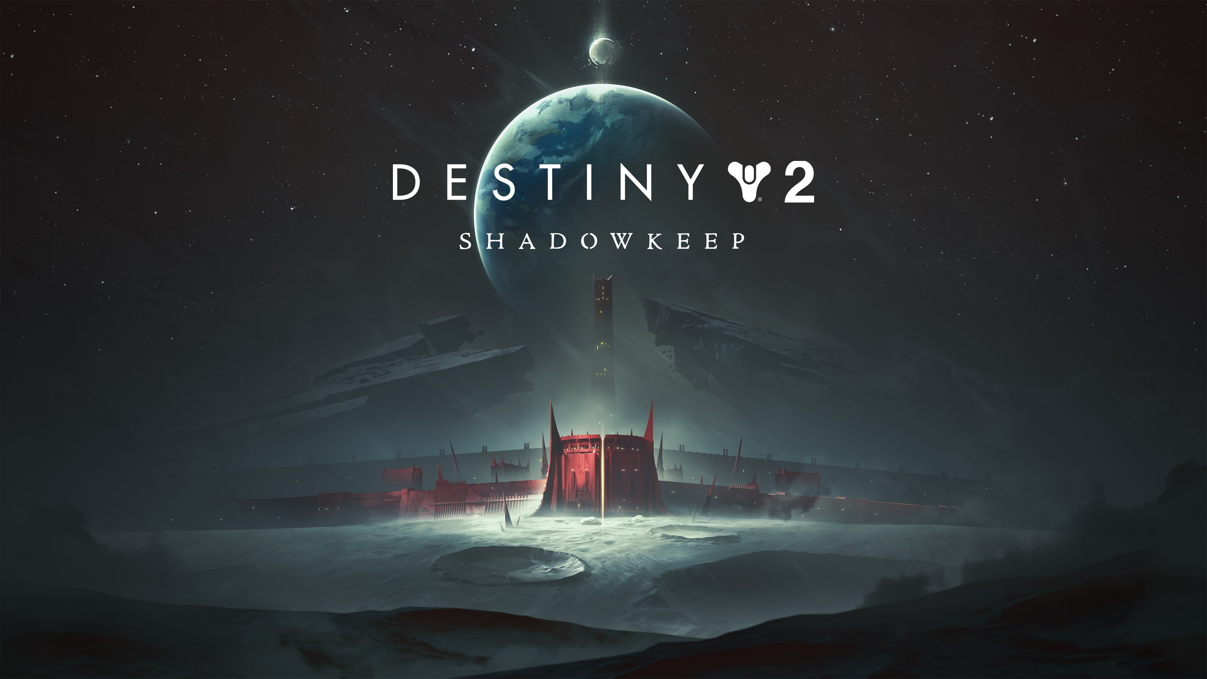 Destiny 2: Shadowkeep Masthead
