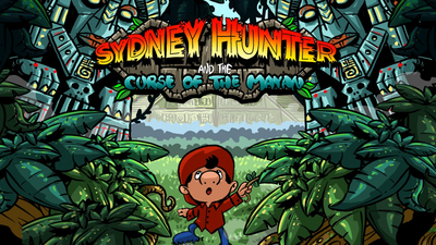 Sydney Hunter And The Curse Of The Mayan Masthead