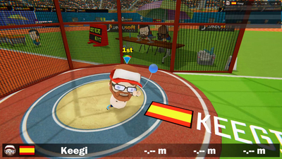 Smoots Summer Games Screenshot 1