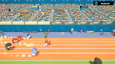 Smoots Summer Games Screenshot 2