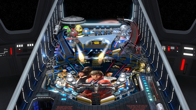 Star Wars Pinball Screenshot 1