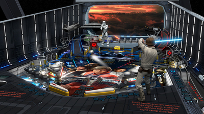 Star Wars Pinball Screenshot 2