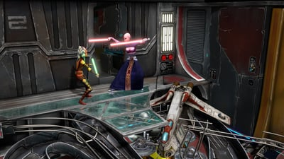 Star Wars Pinball Screenshot 3