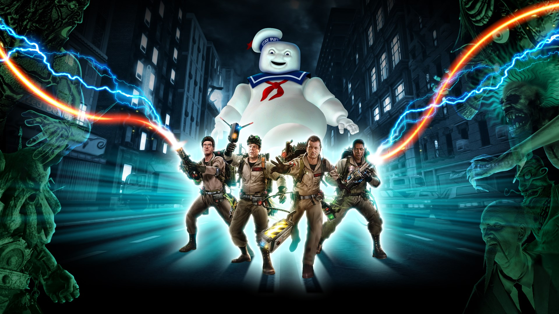 Ghostbusters: The Video Game Remastered Masthead