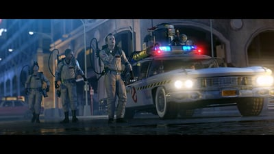 Ghostbusters: The Video Game Remastered Screenshot 2
