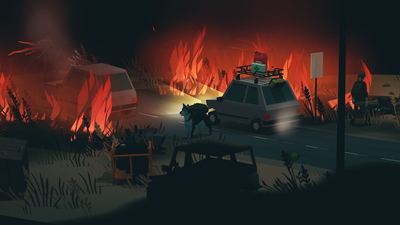 Overland Screenshot 5
