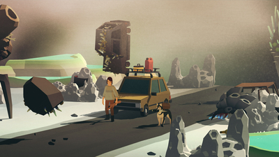 Overland Screenshot 9