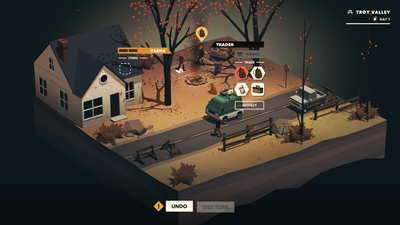 Overland Screenshot 2