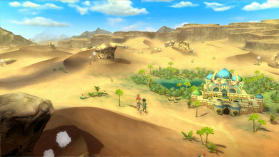 Ni no Kuni: Wrath of the White Witch Remastered Screenshot 2