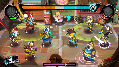 Super Dodgeball Beats Screenshot 6