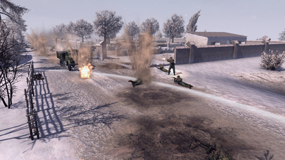Men of War: Assault Squad 2 - Cold War Screenshot 9