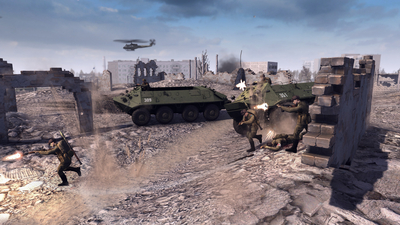 Men of War: Assault Squad 2 - Cold War Screenshot 8