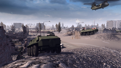 Men of War: Assault Squad 2 - Cold War Screenshot 5