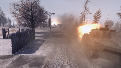 Men of War: Assault Squad 2 - Cold War Screenshot 1