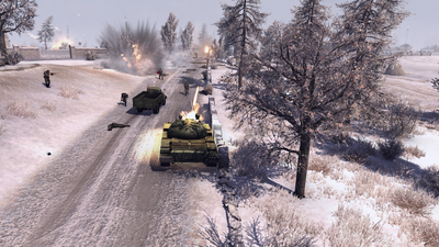 Men of War: Assault Squad 2 - Cold War Screenshot 11