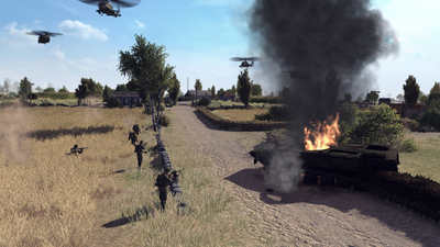 Men of War: Assault Squad 2 - Cold War Screenshot 10