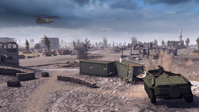 Men of War: Assault Squad 2 - Cold War Screenshot 7