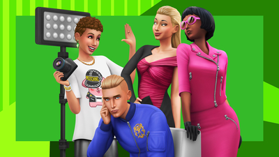 The Sims 4 - Moschino Stuff Pack Masthead