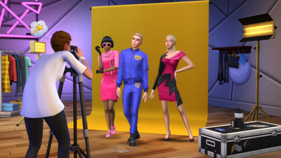The Sims 4 - Moschino Stuff Pack Screenshot 1