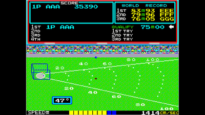 Arcade Archives TRACK & FIELD Screenshot 5