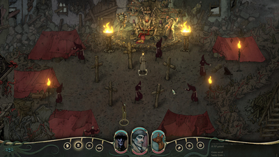 Stygian: Reign of the Old Ones Screenshot 2