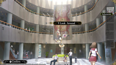 YU-NO: A Girl Who Chants Love At The Bound Of This World Screenshot 8