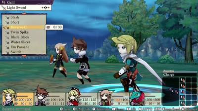 The Alliance Alive HD Remastered Screenshot 1
