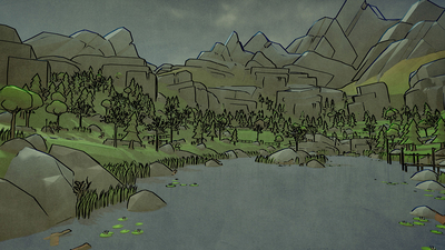 Dreaming Canvas Screenshot 2