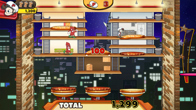 BurgerTime Party Screenshot 3