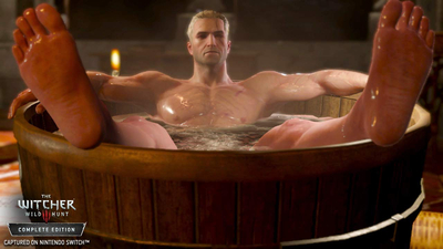 The Witcher 3: Wild Hunt - Complete Edition (Switch) Screenshot 9