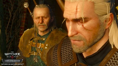 The Witcher 3: Wild Hunt - Complete Edition (Switch) Screenshot 5