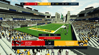 Axis Football 2019 Screenshot 1